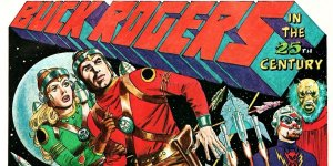 Buck Rogers Brian K. Vaughan scriverà la serie tv
