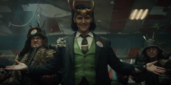 Loki tom hiddleston 2 Banner Marvel studios disney+ tom hiddleston