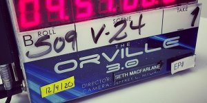 The Orville - Set