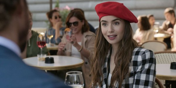Emily in Paris - Lily Collins