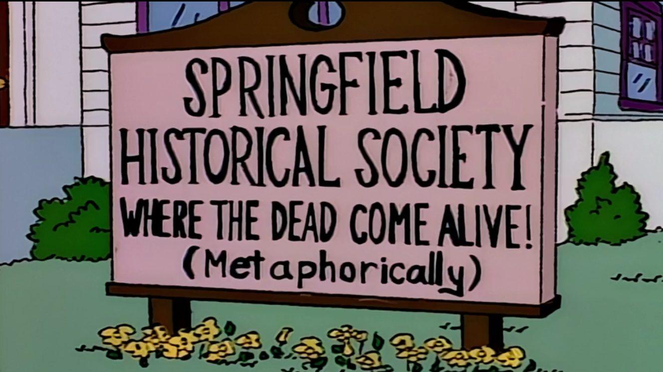 simpson historical society