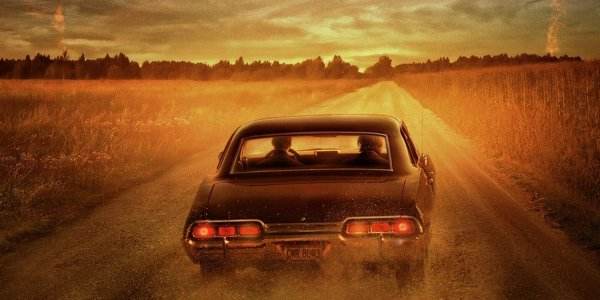 Supernatural Cofanetto Blu-Ray