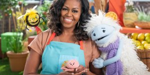 Waffles + Mochi Michelle Obama
