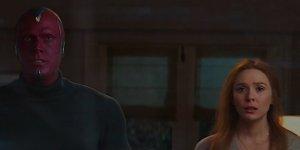 WandaVision - Paul Bettany Elizabeth Olsen