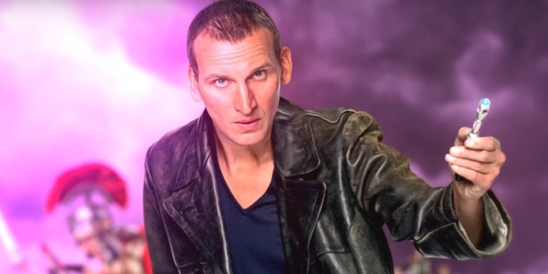 Doctor Who - Christopher Eccleston