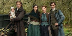 Outlander rinnovata per una settima stagione ancor prima del debutto della sesta