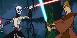 Star Wars Disney+ Clone Wars