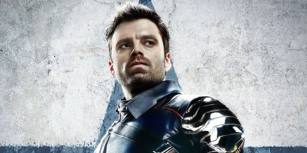 Sebastian Stan The Falcon and the Winter Soldier