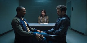 The Falcon and the Winter Soldier 1x02 la scena della terapia è stata in parte improvvisata
