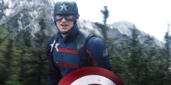 John Walker Captain America civil war