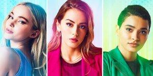 The Powerpuff Girls Le Superchicche Chloe Bennet, Dove Cameron Yana Perrault
