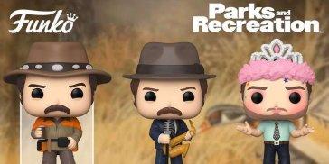 Parks and Recreation: ecco la nuova linea di Funko Pop!