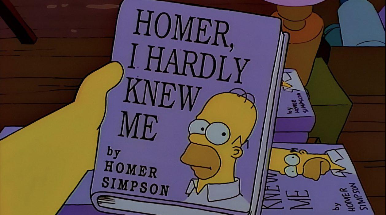 autobiografia homer