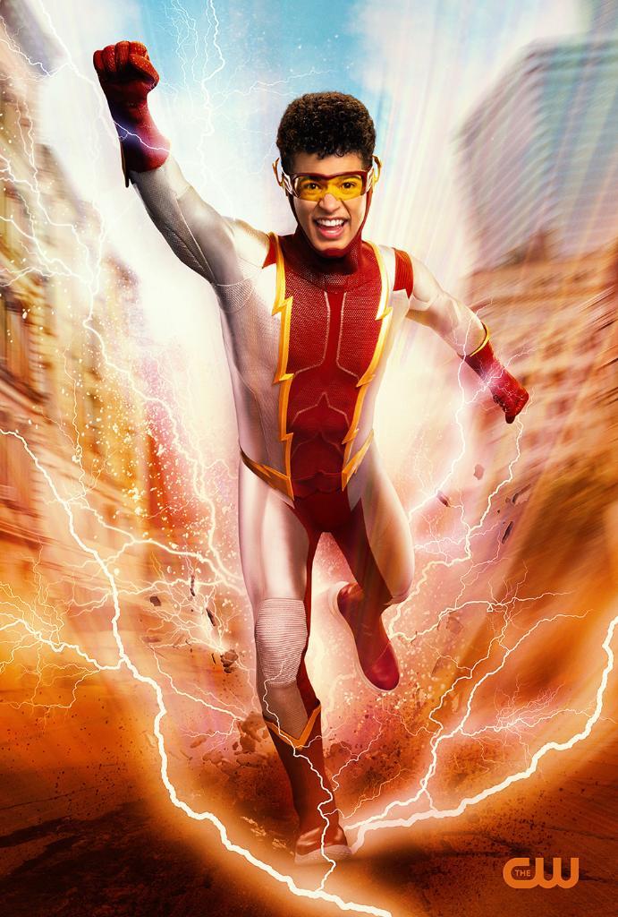 The Flash - Jordan Fisher