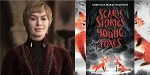 Untitled scary stories for young foxes lena headey