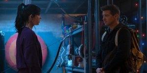 hawkeye Jeremy Renner e Hailee Steinfeld trailer