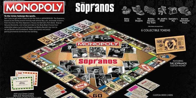 I Soprano - Monopoly