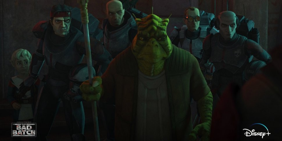 Star Wars The Bad Batch 1x13