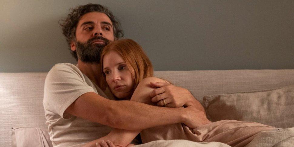 scene da un matrimonio Jessica Chastain Oscar Isaac