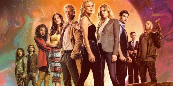 Legends of Tomorrow: le anticipazioni sulla misteriosa 7^ stagione dello show