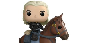 the witcher funko