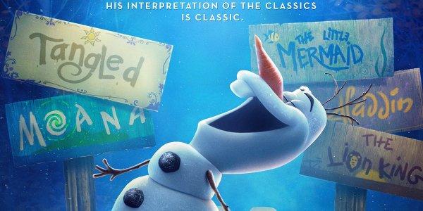 Olaf Presenta