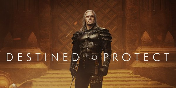 witcher poster Henry Cavill