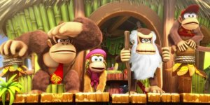 Donkey Kong Country: Tropical Freeze banner