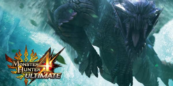 Monster Hunter 4 Ultimate banner