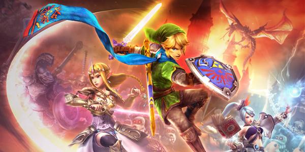 Hyrule Warriors banner