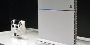 PlayStation 4 bianca banner