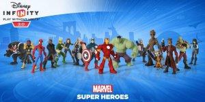 Disney Infinity 2.0: Marvel Super Heroes banner