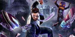 Saints Row IV: Re-Elected banner