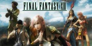 Final Fantasy XIII banner