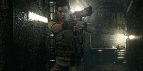 Resident Evil HD Remaster - inizio 2015