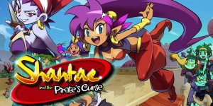 Shantae and the Pirate's Curse banner