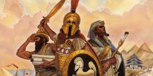 Age of Empires megaslide