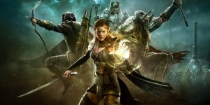 The Elder Scrolls Online: Tamriel Unlimited megaslide