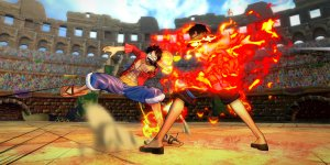 One Piece: Burning Blood banner