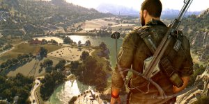 Dying Light: The Following banner