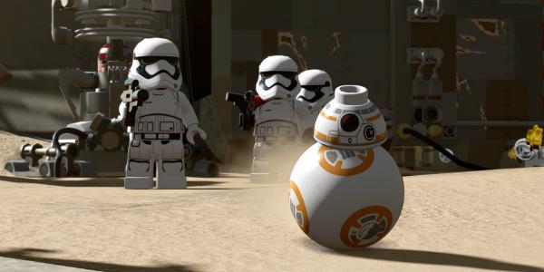 LEGO Star Wars: Il risveglio della Forza banner