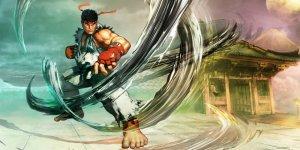 Street Fighter V Ryu megaslide