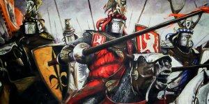 Total War: Warhammer Bretonnia banner