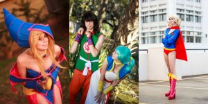 Banner Cosplay Cheeker