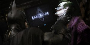 Batman: Return to Arkham banner
