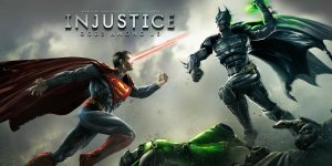 Injustice: Gods Among Us banner