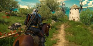 The Witcher 3: Wild Hunt Blood and Wine megaslide