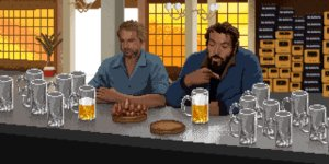 Bud Spencer & Terence Hill – Slaps and Beans megaslide