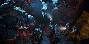 Gears of War 4 megaslide