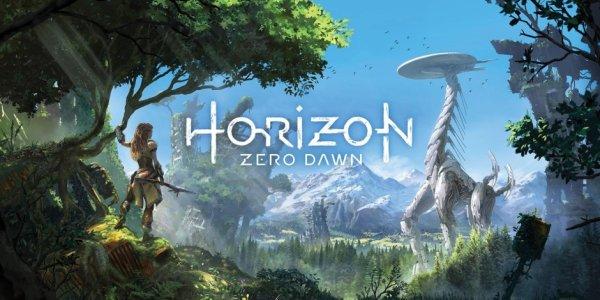 Horizon Zero Dawn megaslide